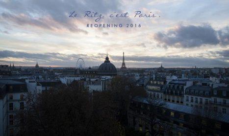 Legendarische Ritz Parijs heropent de deuren