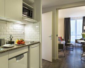 Aparthotel Citadines Montmartre Paris