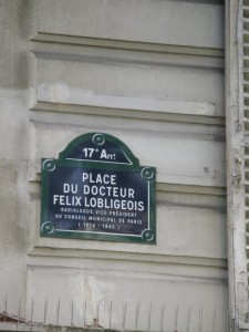 Bordje Place du Docteur-Félix-Lobligeois