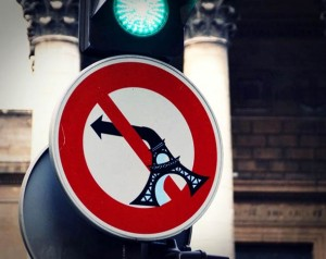 Clet-Abraham-Street-Art-Signs-Paris-Florence-Rome-Italy-France-005