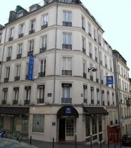 Comfort Hotel Montmartre Place du Tertre 1