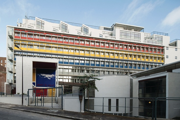Corbusier-Citederefuge