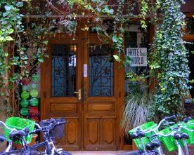 Hotel du Nord, Le Pari-Vélo
