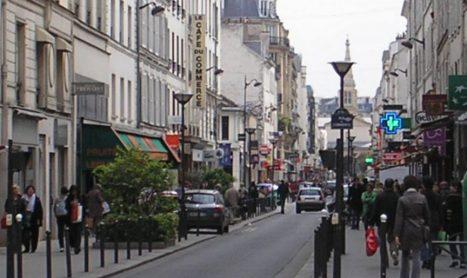 Rue du Commerce, 15e arrondissement