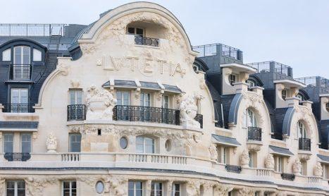 Hotel Lutetia heropend