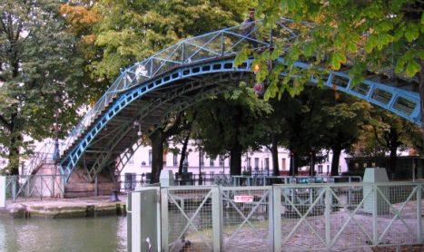 Het Canal Saint Martin