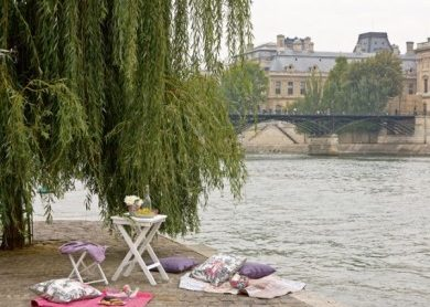 De 10 beste Picnic Hotspots in Parijs
