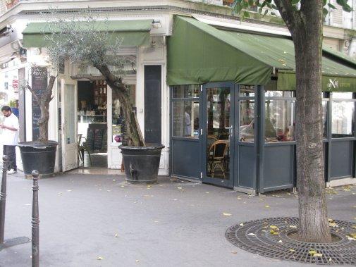 Restaurant op Place du Docteur-Félix-Lobligeois