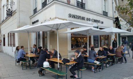 Shakespeare & Company Café