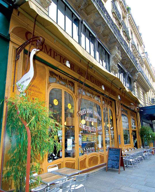 Bonnes tables le comptoir de la gastronomie parijsonline - Comptoir de la gastronomie ...