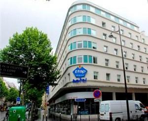 Ibis h tel paris porte de montmartre parijsonline - Hotel ibis budget porte de la chapelle ...
