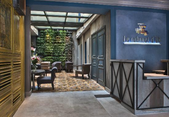 Hotel Le Robinet D Or Parijsonline