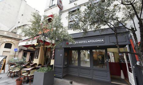 Qualys Apolonia Hotel Mouffetard